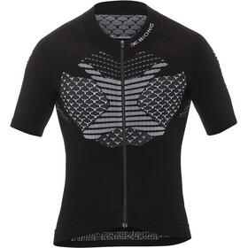 X-Bionic Twyce maglietta a maniche corte Uomo nero